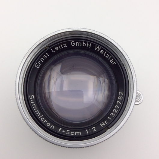 Leica 50mm f2 Summicron (I)