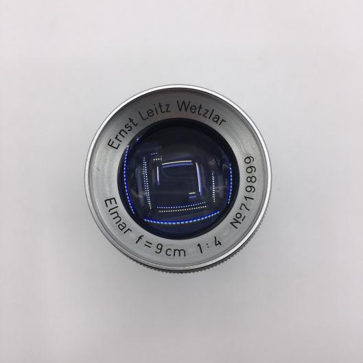 Leica 90mm f4 Elmar (I)