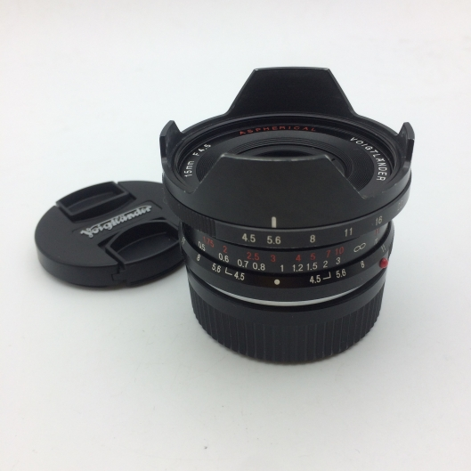 Voigtlander 15mm f4.5 Super Wide Heliar Aspherical II