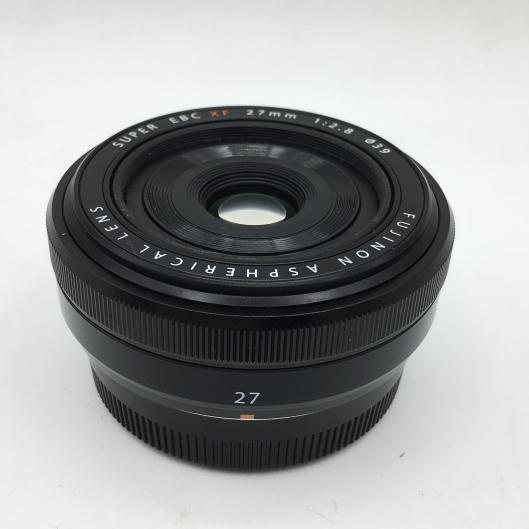 Fujifilm 27mm f2.8 XF Fujinon