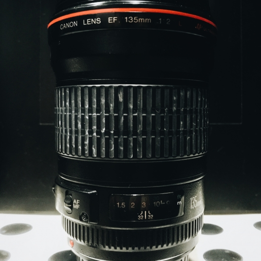2nd hand Canon 135mm f2 0L USM EF on sale