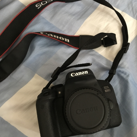 Canon 800D (Rebel T7i)