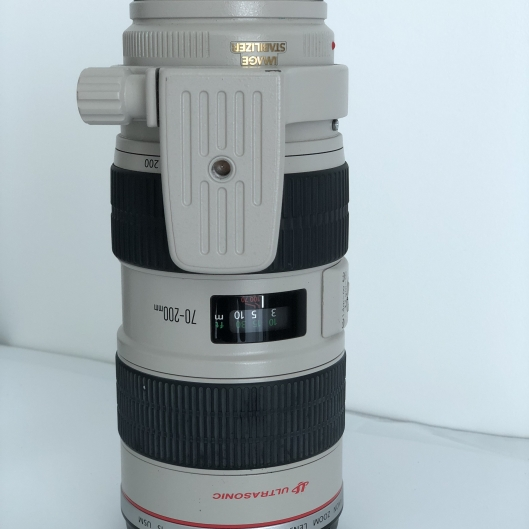 Canon 70-200mm f2.8L IS USM EF