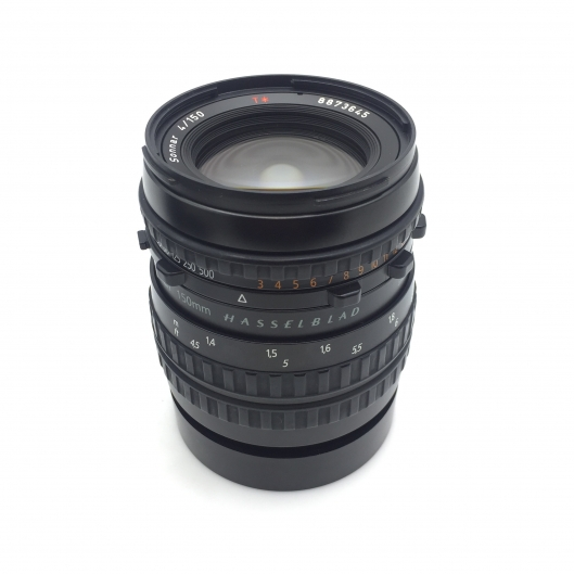 Carl Zeiss 150mm f4 Sonnar CF T* (Hasselblad)