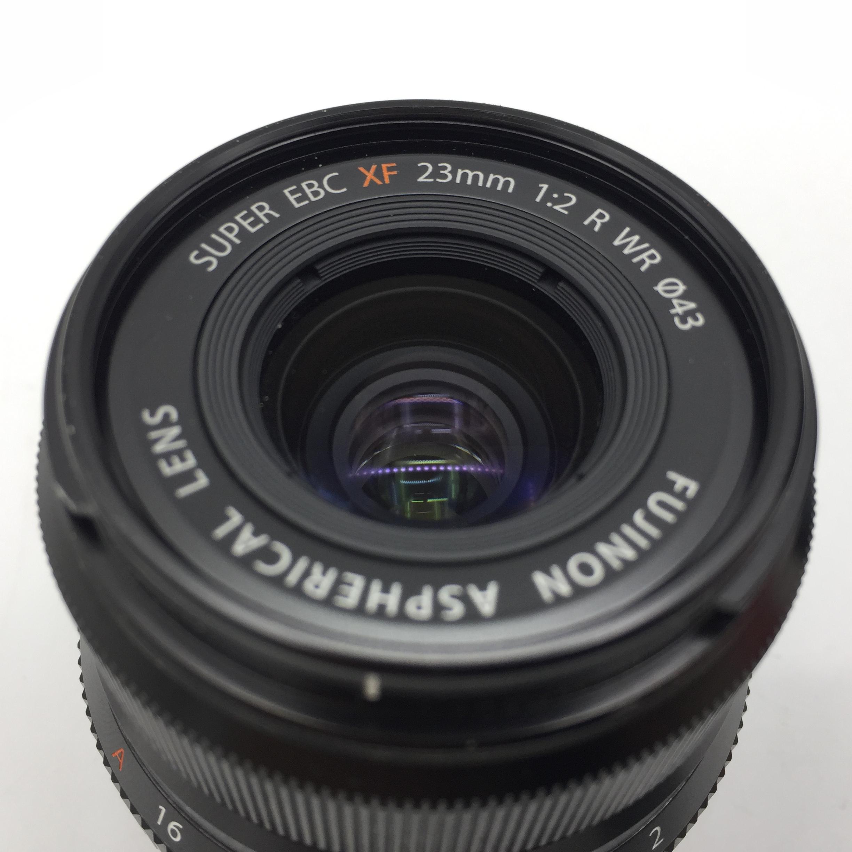 Fujifilm 23mm F2 R Wr Xf Isell