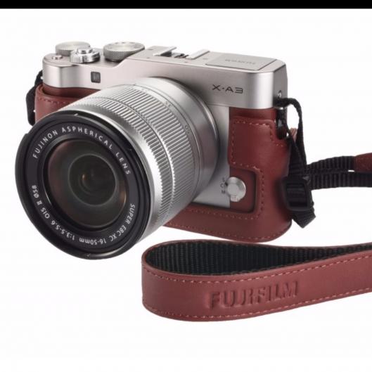 Home Camera Body Fujifilm XA3 Previous Next