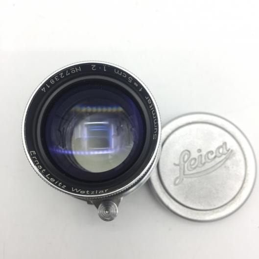 Leica 50mm f2 Summitar