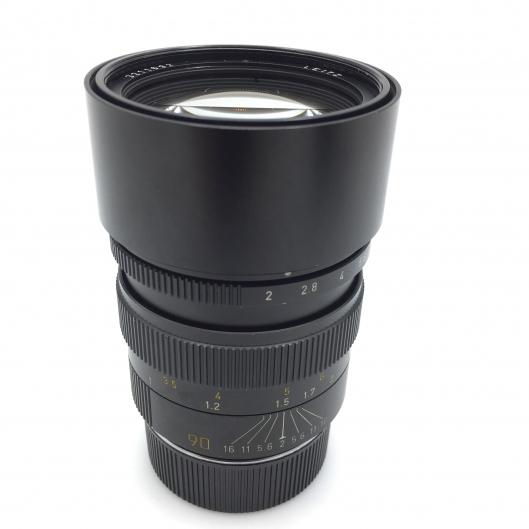 Leica 90mm f2 Summicron (I)