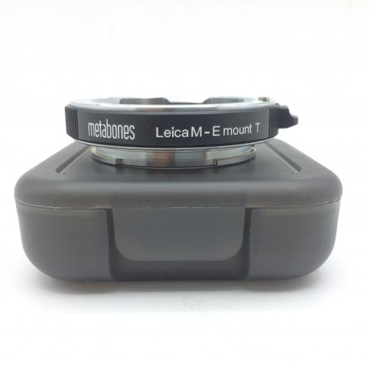 Metabones Leica M Lens to Sony NEX (E-Mount) Adapter