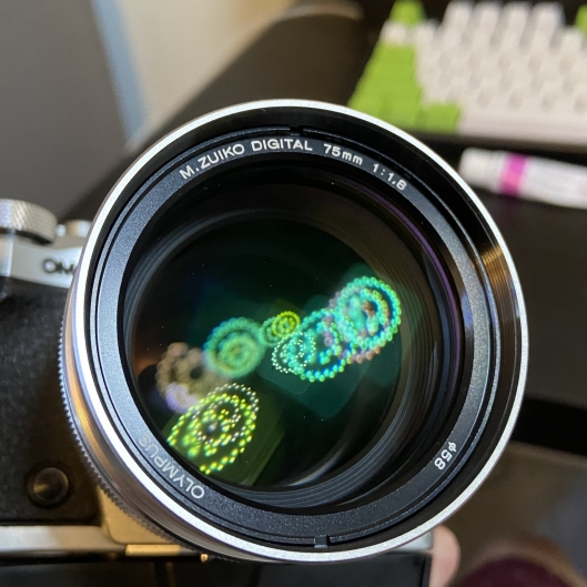 Olympus 75mm f1.8 M.Zuiko Digital ED
