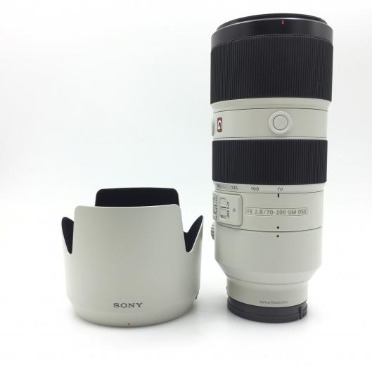 Sony 70-200mm f2.8 GM OSS FE