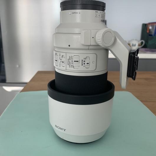 Sony 70-200mm f4 G OSS FE
