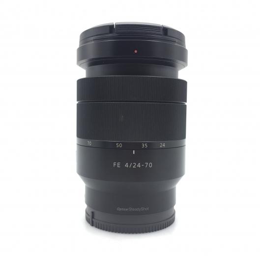 Sony Zeiss 24-70mm f4 ZA OSS Vario-Tessar T* FE