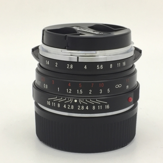 Voigtlander 40mm f1.4 Nokton