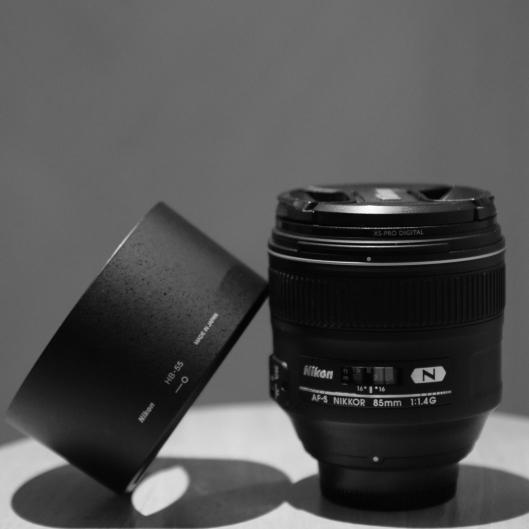 Nikon 85mm f1.4G AF-S Nikkor