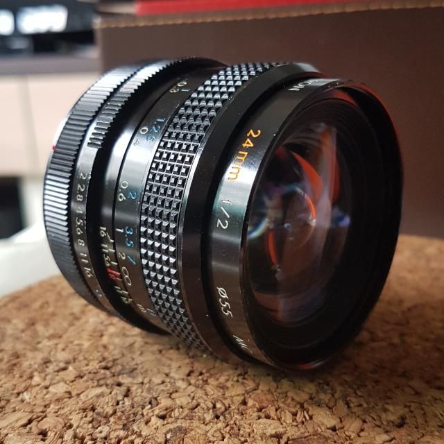 2nd hand Kiron 24mm F2 on sale